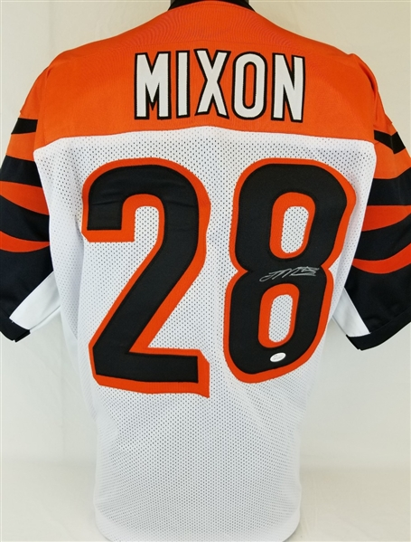joe mixon signed jersey