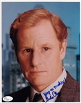 Gordon Clapp Signed NYPD Blue 8x10 Photo (JSA COA)