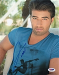 Jencarlos Canela Signed Telenovela 8x10 Photo (PSA/DNA COA)