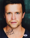 Hugo Johnstone-Burt Signed 8x10 Photo (PSA/DNA COA)