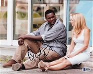 Quinton Aaron Signed The Blind Side 8x10 Photo (Beckett COA)