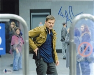 Bailey Chase Signed 24:Legacy 8x10 Photo (Beckett COA)