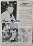 1959 New York Yankees Team (23 Signatures) Signed Yearbook w/ Mantle, Berra & Ford (PSA/DNA LOA)