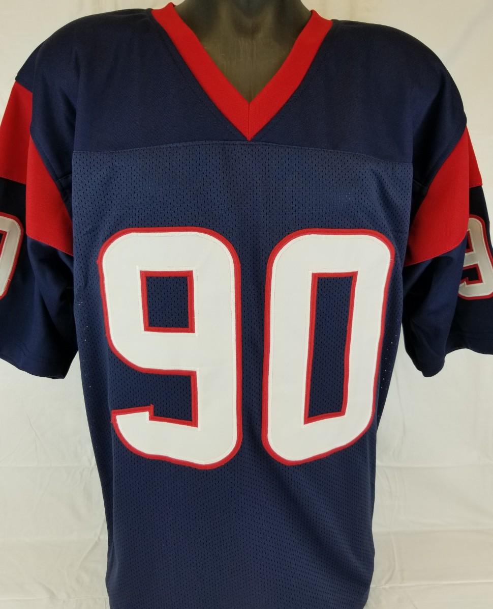 Lot Detail - Jadeveon Clowney Signed Houston Texans Custom Jersey (Beckett  COA) beeec4dc5