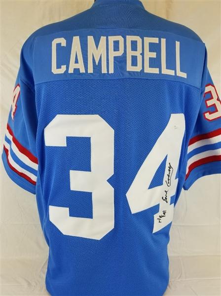 ef045e3aa Lot Detail - Earl Campbell