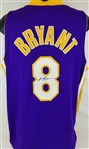 Kobe Bryant Signed Vintage Full Name Signature Nike Lakers Jersey (PSA/DNA ITP COA)