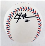 Clayton Kershaw Signed Official 2017 All-Star Game Baseball (JSA COA)