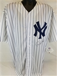 Gary Sanchez Signed New York Yankees Majestic Cool Base Jersey (PSA/DNA COA)
