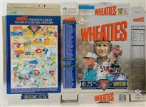 Walter Payton Signed NFL Collectors Edition Wheaties Box (PSA/DNA COA)