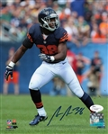 Adrian Amos Signed Chicago Bears 8x10 Photo (JSA COA)
