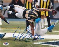 Todd Gurley Signed St. Louis Rams 8x10 Photo (PSA/DNA COA)