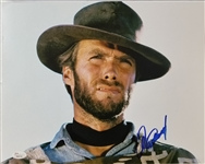 Clint Eastwood Signed The Good, the Bad and the Ugly 11x14 Photo (JSA LOA)