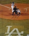 Manny Ramirez Signed Los Angeles Dodgers 16x20 Photo (Fanatics Certified)