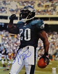 Brian Dawkins Signed Philadelphia Eagles 16x20 Photo (JSA Witness COA)