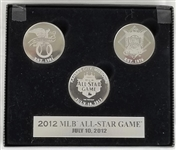 2012 MLB All-Star Game Collectible Coin Set