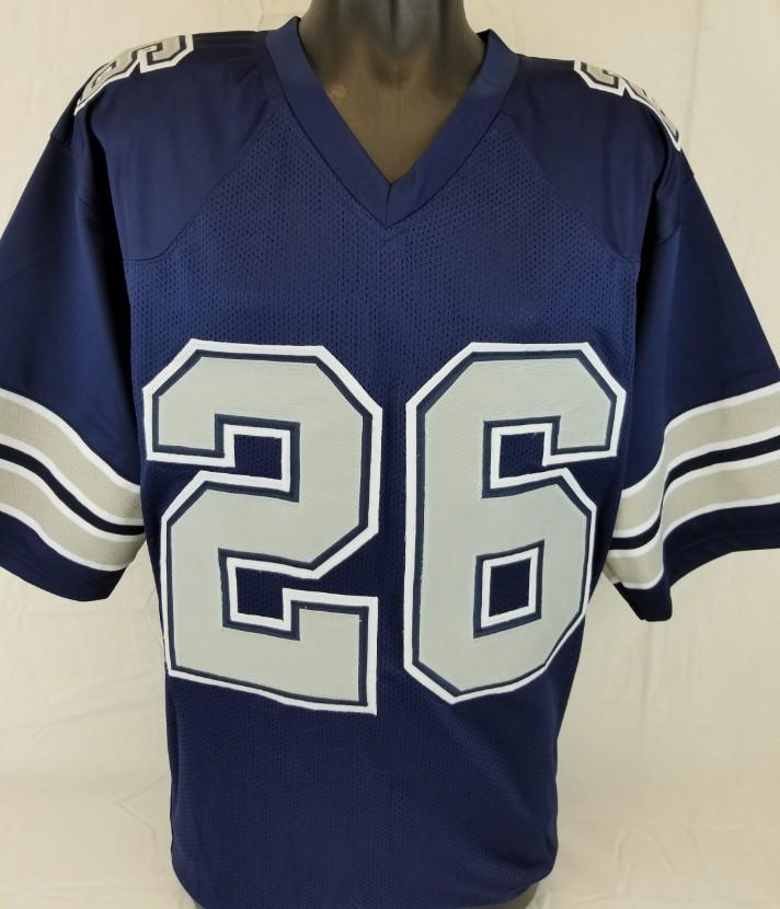 7cb25bb6b3c Michael Downs Signed Dallas Cowboys Custom Jersey (JSA COA). Hover to zoom.  Prev Next