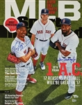Mookie Betts & Jackie Bradley Jr. Signed Sports Illustrated Cover 16x20 Photo (Fanatics & MLB)