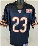 Devin Hester Signed Authentic Reebok Super Bowl XLI Chicago Bears Jersey (JSA COA)