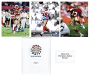 San Francisco 49ers Signed Mystery 8x10 Photo – World Champions Edition - Series 1 - (Limited to 300) **Montana/Rice Jersey Redemption**