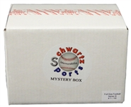 Football Superstar Signed Mystery Box Full Size Football Series 3 (Limited to 100)