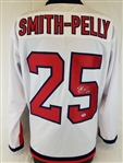 Devante Smith-Pelly Signed Washington Capitals Custom Jersey (PSA/DNA COA)