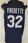"Jimmer Fredette ""2011 NCAA POY"" & ""BYU All-American"" Signed BYU Cougars Custom Jersey (JSA COA)"