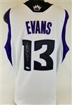 Tyreke Evans Signed Sacramento Kings Jersey (Hollywood Collectibles COA)