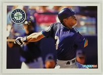 Alex Rodriguez Mariners 1994 Fleer #U86 Rookie Card