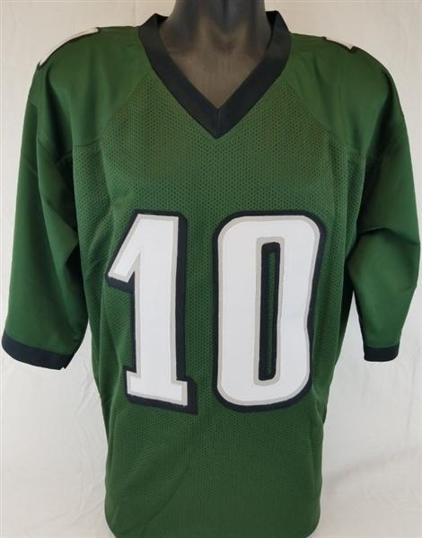 Lot Detail Desean Jackson Signed Philadelphia Eagles Custom Jersey