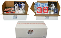 Chicago Cubs 2016 World Champs Mystery Autograph & Collectibles Gift Box - Series 3 (Limited to 250)