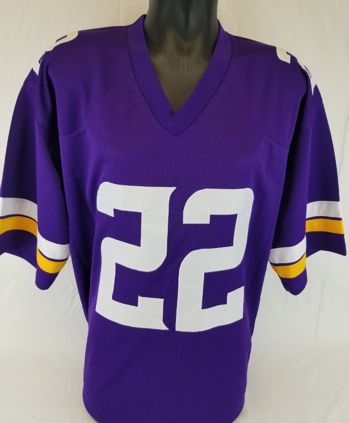 Harrison Smith Signed Minnesota Vikings Custom Jersey (JSA Witness COA).  Prev Next 5cc54e688