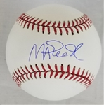 Magic Johnson Signed OML Baseball (PSA/DNA ITP COA)
