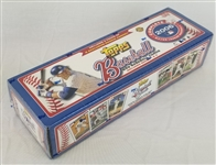 2006 Topps Baseball Factory Sealed Complete Set of 659 Cards - Series 1 & 2