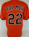 "Jim Palmer ""HOF 1990"" Signed Baltimore Orioles Custom Jersey (JSA Witness COA)"