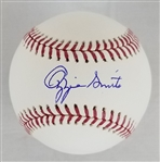 Ozzie Smith Signed OML Baseball (Schwartz Sports COA)