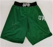 """Suga"" Sean OMalley Signed UFC MMA Fighting Trunks (PSA/DNA COA)"