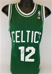 Dominique Wilkins Signed Champion Boston Celtics Jersey (JSA COA)