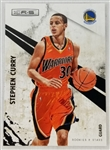 Steph Curry Golden State Warriors 2010 Panini Rookies and Stars Basketball Card #86