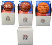 Basketball Superstar Signed Basketball Mystery Box Series 4 (Limited to 100)