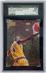 Kobe Bryant Los Angeles Lakers 1996 Skybox Premium Rookie - Graded NM-MT 88/8 (SGC)