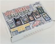 Sportscards 100% Beckett Graded Mystery Box - 1 or 2 BGS/BCCG Graded Cards Per Box!