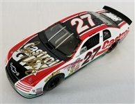 Casey Atwood Signed #27 Chevy NASCAR Die-Cast Model Car (JSA COA)