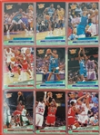 1992-93 Ultra Basketball Cards Complete Set - Inc. Shaquille ONeal Rookie!