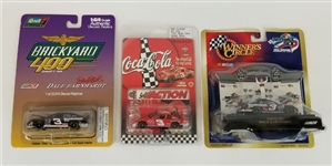 Lot of (3) Dale Earnhardt Winners Circle 1:64 Scale Die Cast Replica Cars