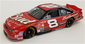 Dale Earnhardt Jr. #8 NASCAR Budweiser Lmt Ed. Action Collectables 1:24 Scale Stock Car