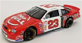 Jimmy Spencer #23 Winston No Bull Action Racing Collectables Platinum Series 1998 Lmt Ed. 1:24 Scale Stock Car