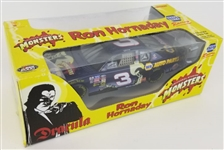 Ron Hornaday #3 Universal Studios Monsters Dracula NASCAR 1:24 Scale Stock Car