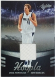 Dirk Nowitzki Dallas Mavericks 2010 Absolute Memorabilia Hoopla Lmt. Ed Relic Basketball Card