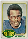 Walter Payton Chicago Bears 1976 Topps Rookie Football Card #148