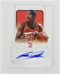 Dominique Wilkins Atlanta Hawks 2013 National Treasures Lmt Ed Autograph Basketball Card - #29 of 35